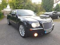 2010 60 REG Chrysler 300C 3.0 CRD V6 auto SRT Design 4 DOOR SALOON RARE SRT!!!
