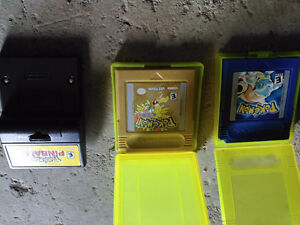 Gameboys and games