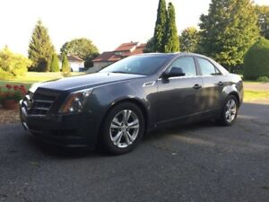 2008 Cadillac CTS4 (AWD) - Excellente condition