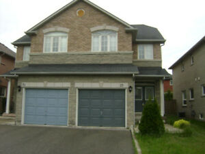 House for Rent - Richmond Hill  (Bayview & Major Mackenzie)