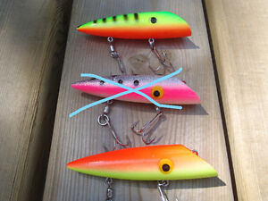 Lyman fishing Lures