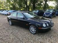 2007 Jaguar S-TYPE 3.0 V6 Auto SE 8 Months MOT Full Main Dealership History