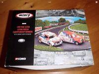 Wanted corgi mini 7 and mini mania models