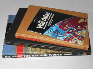 Four Books (20th Century History/Military)