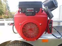Moteur HONDA 24 HP industriel neuf,