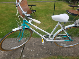 Challenge Celeste lady's bike