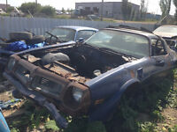 Parting Out or whole: 1975 Pontiac Trans Am