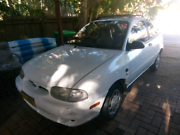 Ford Festiva in great condition Byron Bay Byron Area Preview