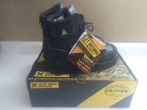 """OLIVER BOOTS - """"NEW"""" MEN'S SIZE 8"""