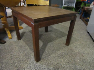 Spacious End Table For Sale