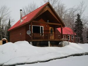 Beautiful Camp \ Cottage on the Barnaby River