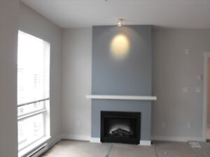 Available February 1st. 2 Bedrooms Corner Unit