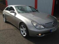 Mercedes-Benz CLS 320 FULL SERVICE HISTORY TWO KEYS