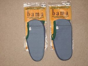 BAMA SOCKS for your Rubber BOOTS (brand NEW!)