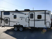 2015 Rockwood MiniLite 2505S - like new!