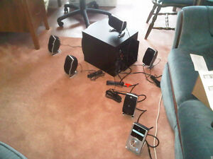 Logitech Sound System For Sale $250