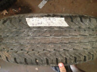 LT245 75 R16  Only one tire  Never used