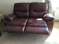 Leather Recliner s
