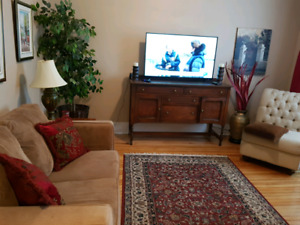MONTREAL- NDG  3 BEDS .APART. FOR RENT. 1200.$.