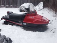 1995 Polaris Indy Lite GT longtrack with ownership