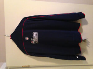 Patriots sweater