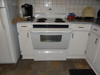 Kenwood Electric Stove (good condition)