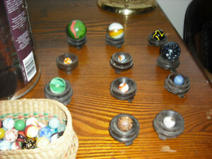 Marbles Vintage Antique