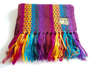 NEW scarf made in Alpaca wool