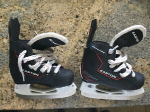 Easton skates Youth size 8.  Great shape!