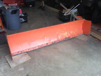 Snow Plow for Toyota Land Cruiser