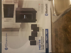 Cayman Media Labs HD-14 Home theatre system