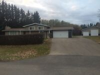 Acreage just outside of Red Deer