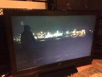 "42"" jvc lcd TV free view HDMI scart ect"