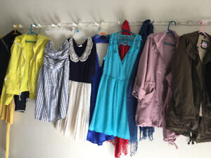 Women's clothes sizes S XS
