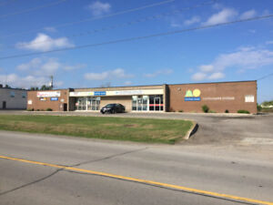 Retail + Commercial / Industrial - Unit for Lease - Cushman Rd