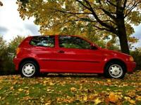 Volkswagen Polo 1.4CL EXCEPTIONAL MILEAGE 28k