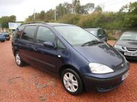 2000 Ford Galaxy 2.3 i Ghia 5dr