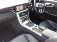 Mercedes-Benz SLK SLK250 CDI BLUEEFFICIENCY AMG SPORT (silver) 2014-04-05