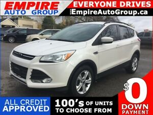 2013 FORD ESCAPE SE * BLUETOOTH * SATELLITE RADIO SYSTEM * LOW K