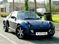 2005 05 Smart Roadster 0.7 Targa 2dr