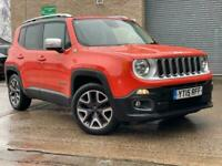 2015 Jeep Renegade 1.6 MultiJetII Opening Edition (s/s) 5dr SUV Diesel Manual