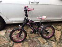 Girl bratz bike