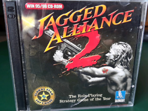 Jagged Alliance 1 & 2 for PC