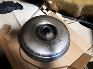 Jeep Patriot torque converter.