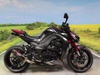 Kawasaki Z1000 ABS SUGOMI EDITION!!! ** RARE BIKE 783 MILES!**