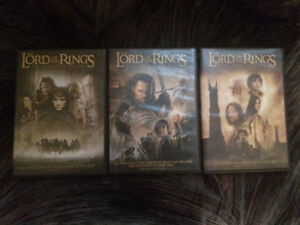 LOTR Complete DVD Collection