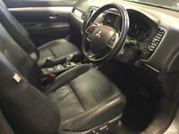 2015 Mitsubishi Outlander 2.0 PHEV GX4h 4x4 5dr (5 seats) PETROL/ELECTRIC grey S