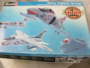 """REVELL AIRPLANE MODEL KITS  & MORE """""""" NEW""""""""GREAT DEAL!!"""