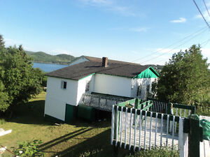 Chapel Arm Waterfront Property For Rent Available Jan 1, 2017 St. John's Newfoundland image 1