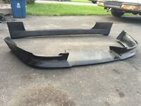 240sx s13 Front Lip and Side skirts FORSALE